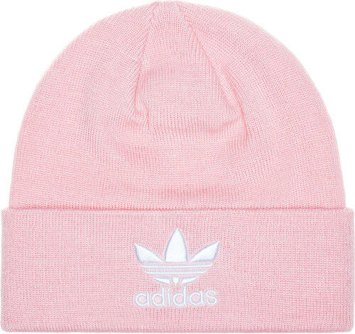 sale retailer e8bff 16b07 adidas Originals Trefoil Čepice Růžová