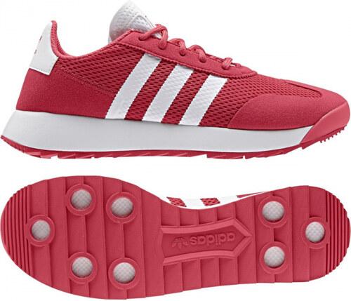 aca0da4896 Dámske tenisky adidas Originals FLB W (Ružová   Biela) - Glami.sk