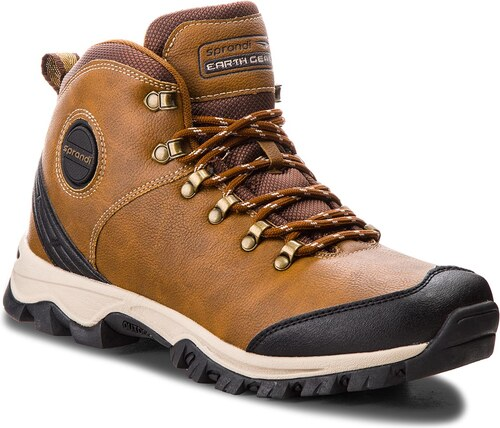 Trekingová obuv SPRANDI - MP07-15678-01 Brown - Glami.cz c44e6707eb