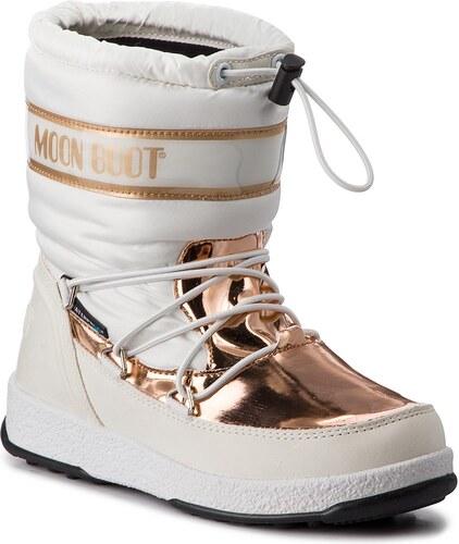 Snehule MOON BOOT - W.E. Jr Girl Soft Wp 34051700002 White - Glami.sk 847a2ee0056
