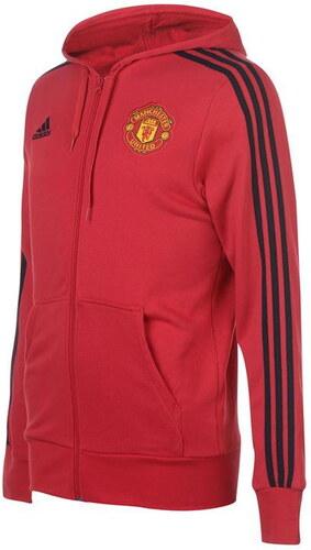 95d412975735 Adidas Manchester United 2018 2019 férfi kapucnis cipzáras pulóver ...