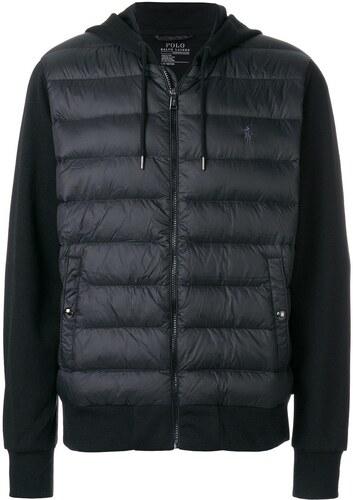 d773af76de Polo Ralph Lauren padded front jacket - Black - Glami.hu
