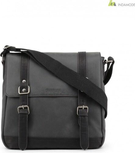 Elegáns és stílusos válltáska oldal táska férfiaknak szintetikus bőr CARRERA  JEANS CB369 Azonnali szállítás! 0a9b19ab8a