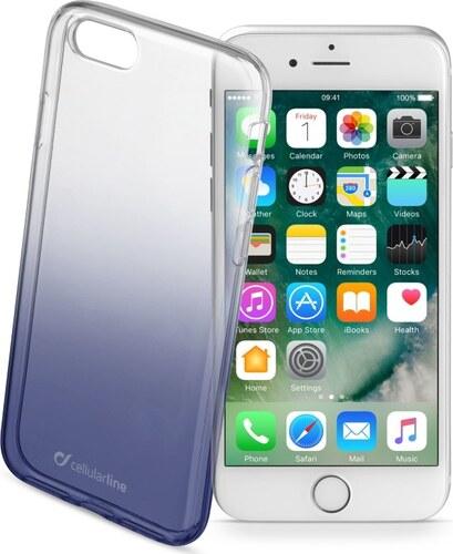 -57% Ultratenký průhledný zadní kryt CellularLine SHADOW pro Apple iPhone  7 8 45df1dd019d