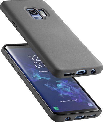 -50% Ochranný silikonový kryt CellularLine SENSATION pro Samsung Galaxy S9 fc9720086a3