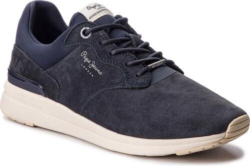Sneakersy PEPE JEANS - Jayker Dual PMS30478 Navy 595 - Glami.sk 243acfbe44