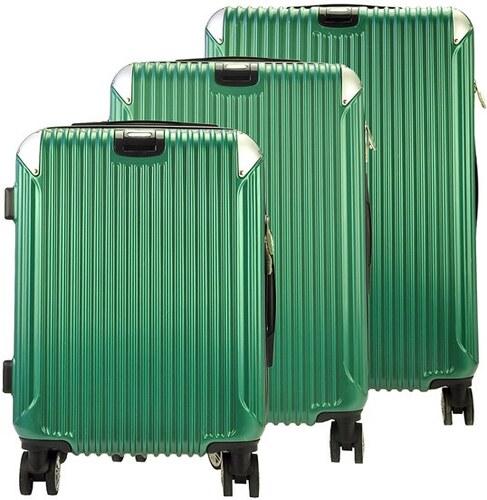 4eead5c371b53 Cestovní kufr Pierre Cardin 8011 RUIAN05 Z - Glami.cz