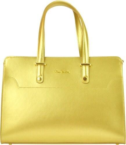 Kožená kabelka dámská Pierre Cardin FRZ 1643 LUREX - Glami.cz 783499363f9