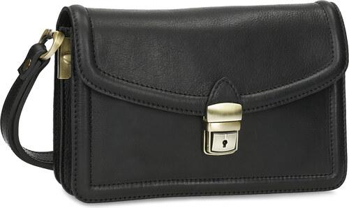 b82a31d70 Bata Čierna pánska kožená taška do ruky - Glami.sk