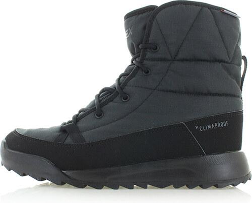 -36% adidas PERFORMANCE Dámske čierne snehule Terrex Choleah Padded  Climaproof 186583b2f7b