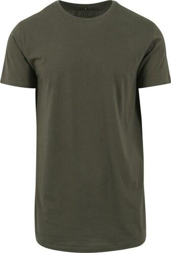 e3a682fa1425 Build Your Brand Extra dlouhé pánské bavlněné triko - Glami.cz