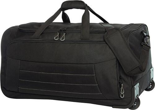 89baf460bc Halfar Cestovní taška Impulse na kolečkách s teleskopickým držadlem 75 l