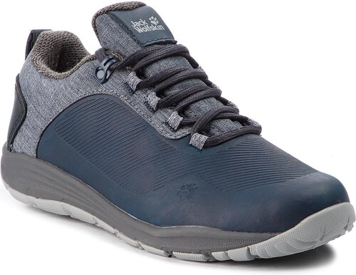 Félcipő JACK WOLFSKIN - Seven Wonders Wt Low W 4030591 Night Blue ... 8bf4ba7e9f