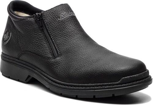 Outdoorová obuv RIEKER - B0792-00 Schwarz - Glami.sk 789150e9221