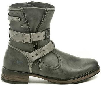 Mustang Kotníkové boty pánská zimní obuv 4067-601-20 Mustang - Glami.cz cd434fb03a