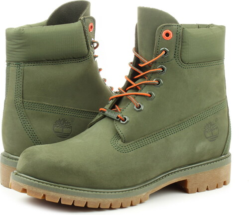 d35b47e4e49 TIMBERLAND A1QY1-GRN 6IN PREM BOOT - Glami.cz