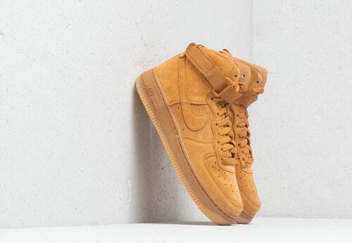 buy popular 690ae 3e52f Nike Air Force 1 High LV8 (GS) Wheat  Wheat-Gum Light Brown