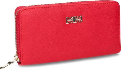 Baťa Červená dámska peňaženka - Glami.sk 395b37d4fad