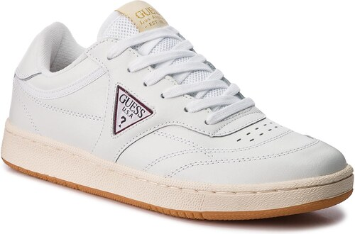 Sportcipő GUESS - FMTYE4 LEA12 WHITE - Glami.hu d45494a590