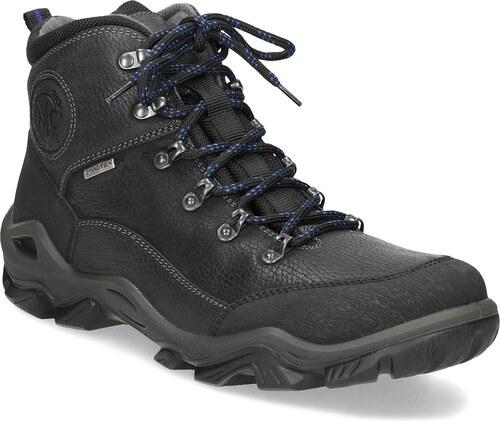 c51c7a49a3f Weinbrenner Pánska kožená outdoor obuv