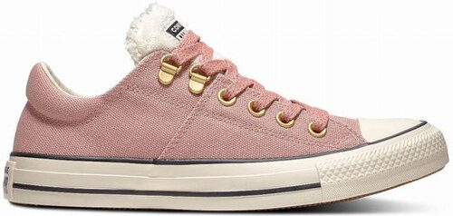 Dámské boty Converse Chuck Taylor All Star Madison 39 rust pink natural  ivory black 9b697da1b2