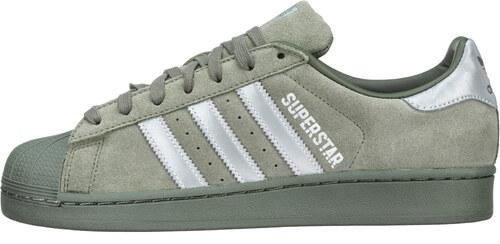 adidas Originals Superstar Tenisky Zelená - Glami.sk 8a43f7348d