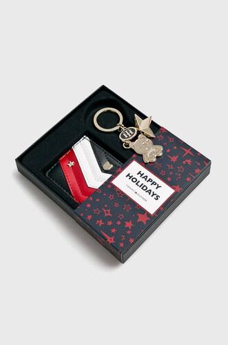 Tommy Hilfiger - Kožená peňaženka + kľúčenka - Glami.sk 82be2daad22