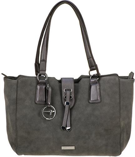 136c9e5377 -25% Tamaris Dámska kabelka Vina Shopping Bag 2769182-295 Grey Comb