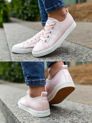 1ba4865b3e MODANOEMI Női rózsaszín sportcipő Kylie crazy MNK1832101R - Glami.hu