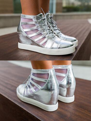 MODANOEMI Dámske topánky Kylie crazy na platforme MNK1830108S - Glami.sk 6ba0e36614