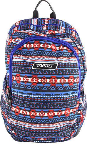 Školní dívčí barevný batoh Target 449701 - Glami.cz 069a38f328