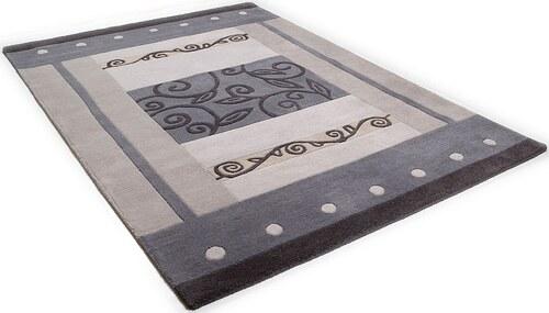 Teppich, »Laura«, handgetuftet, reine Schurwolle