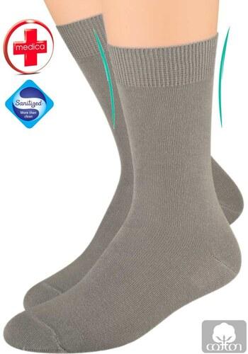 Dámské zdravotní ponožky s lemem 055 STEVEN - Glami.cz 7b8eb1517b