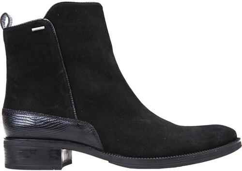 -25% GEOX Dámské kotníkové boty Mendi Np ABX Black D746SB-00022-C9999 bd19edadd9