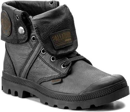eab6dd437be -35% Outdoorová obuv PALLADIUM - Pallabrouse Baggy L2 73080-008-M Black