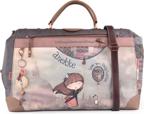 Anekke Cestovná taška Miss Anekke 27844-01 - Glami.sk 97f3f5ab931