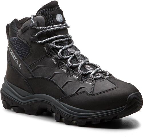 Trekingová obuv MERRELL - Thermo Chill Mid Wp J16466 Black - Glami.cz bffe4a3de89