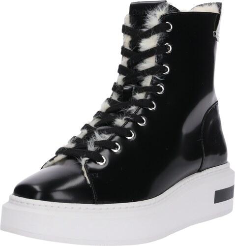0f6196ebf0 Calvin Klein Členkové čižmy  TRAVIS  čierna - Glami.sk