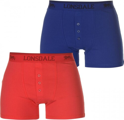 Lonsdale - 2 Pack Boxers Mens - Glami.hu 96919f4840