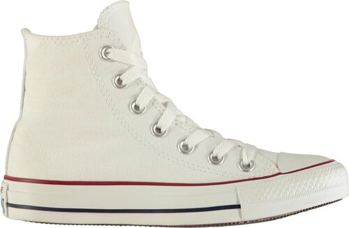 Converse Chuck Taylor Hi Top Trainers White - Glami.sk 1c53ea9be7