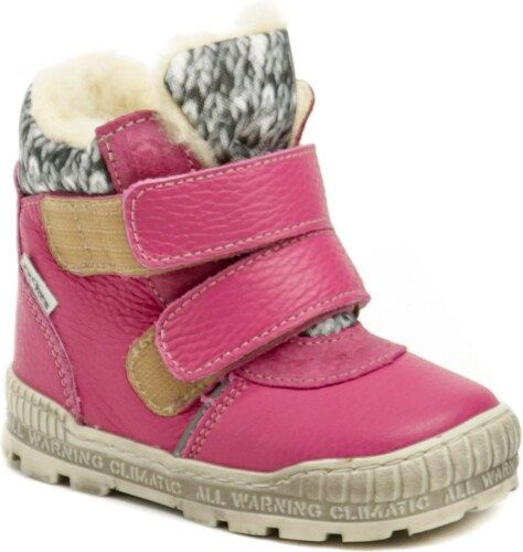 Pegres 1702 růžová dětská zimní obuv - Glami.cz 78d3d0fdfc