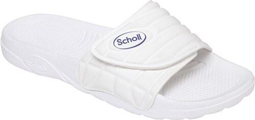 Scholl Zdravotní obuv NAUTILUS PVC - bílá (Velikost vel. 45) - Glami.cz 2f09bd8a5b