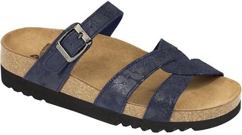 Scholl Zdravotní obuv CAMBERRA - námořnická modrá (Velikost vel. 36 ... f05f23f606