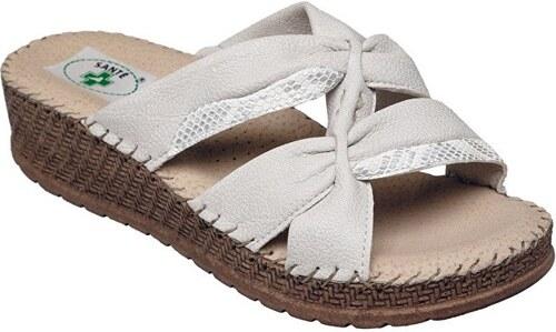 SANTÉ Zdravotní obuv dámská LI 36841 bílá (Velikost vel. 36) - Glami.cz 7e15d35421