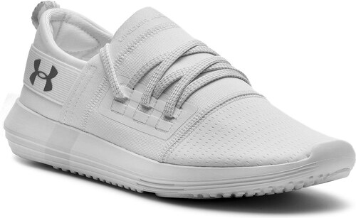 Topánky UNDER ARMOUR - Ua Adapt 3020340-104 Wht - Glami.sk 984ac10a505