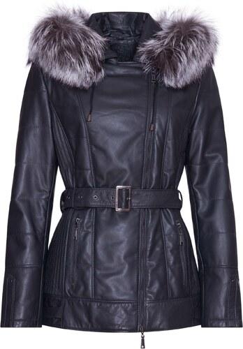 Dámská kožená bunda Tatiana (72339G46) Kara - Glami.cz ada03cad5b1
