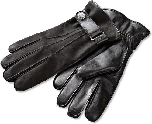 6235cf4f7f9 Tchibo Kožené rukavice - Glami.cz