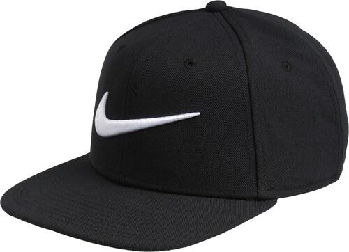 ccd95923519 Nike Sportswear Kšiltovka  PRO SWOOSH CLASSIC  černá   bílá - Glami.cz