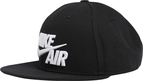 94daf6d1e74 Nike Sportswear Kšiltovka  Air True  černá   bílá - Glami.cz