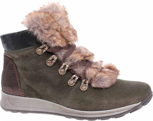 748fc95a91e49 Dámská kotníková obuv Ara 12-44515-78 forest-moro-copper 12-44515-78 ...